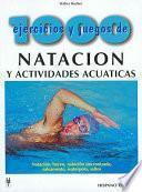 1000 ejercicios y juegos de natación y actividades acuáticas