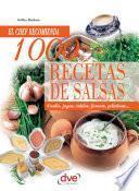 1000 recetas de salsas