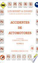 Accidentes de automotores