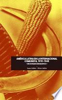 América Latina en la Internacional Comunista 1919-1943