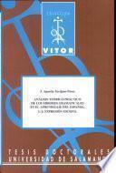Análisis teórico-práctico de los errores gramaticales en el aprendizaje del español. L-2: expresión escrita