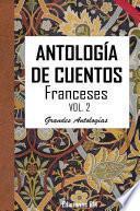 ANTOLOGÍA DE CUENTOS FRANCESES