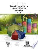 Anuario estadístico y geográfico de Hidalgo 2014