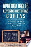 Aprenda inglés leyendo historias cortas