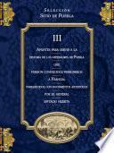 Apuntes para servir a la historia de los defensores de Puebla que fueron conducidos prisioneros a Francia; enriquecidos con documentos auténticos por el general Epitacio Huerta