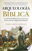 Arqueología bíblica