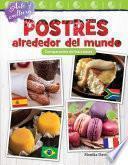 Arte y cultura: Postres alrededor del mundo: Comparación de fracciones (Desserts Around the World: Comparing Fractions)
