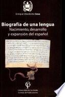 Biografía de una lengua