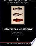 Colecciones Zoologicas: Colecciones Biologicas Instituto Biologia