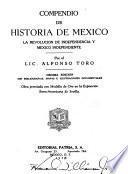 Compendio de historia de México