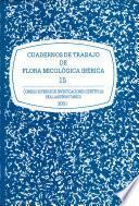 Cuadernos de trabajo de flora micológica ibérica