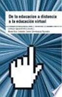 De la educación a distancia a la educación virtual