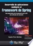 Desarrollo de aplicaciones mediante framework de spring