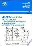Desarrollo De La Acuicultura