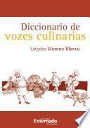 Diccionario de vozes culinarias