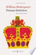 Dramas históricos : teatro completo de William Shakespeare III