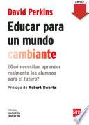 Educar para un mundo cambiante