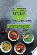 El libro de cocina vegano sobre un presupuesto
