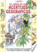 El Libro De Los Acertijos Geograficos
