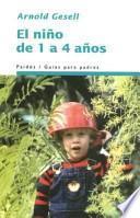 El Nino de 1 a 4 Anos