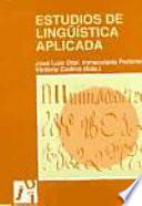 Estudios de lingüística aplicada