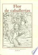 Flor de caballerías