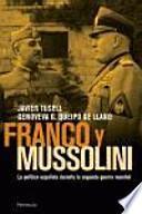 Franco y Mussolini
