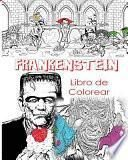 Frankenstein Libro De Colorear Para Adultos Creativos