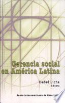Gerencia social en América Latina
