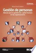 Gestión de personas 6ª ed.