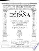 Historia de España y de los pueblos hispanoamericanos hasta su independencia