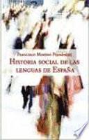 Historia social de las lenguas de España