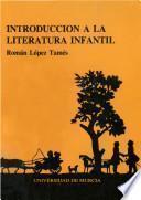 Introducción a la literatura infantil