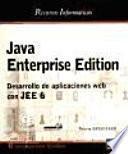 Java Enterprise Edition
