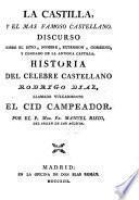 La Castilla y el mas famoso castellano