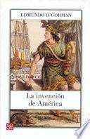 La invención de América