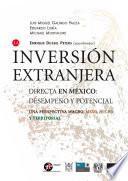 La inversión extranjera directa en México