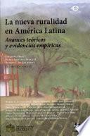 La nueva ruralidad en América Latina
