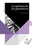 La quimera de los gramáticos