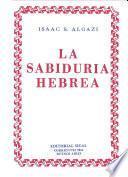 La Sabiduria Hebrea