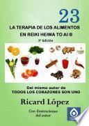 La terapia de los alimentos en Reiki Heiwa to Ai ®