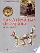 Las artesanías de España