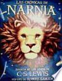 Las crónicas de Narnia. Libro desplegable