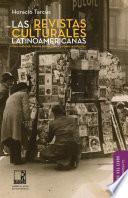 Las revistas culturales latinoamericanas