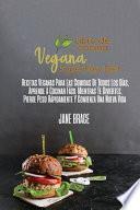 Libro de cocina de la dieta vegana súper fácil