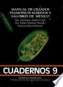 Manual de ciliados psamofilos marinos y salobres de México