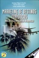 Marketing de destinos turísticos