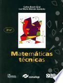 Matematicas Tecnicas/ Technical Mathematics