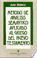 Método de análisis semántico