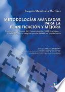 Metodolosgías avanzadas para la planificación y mejora